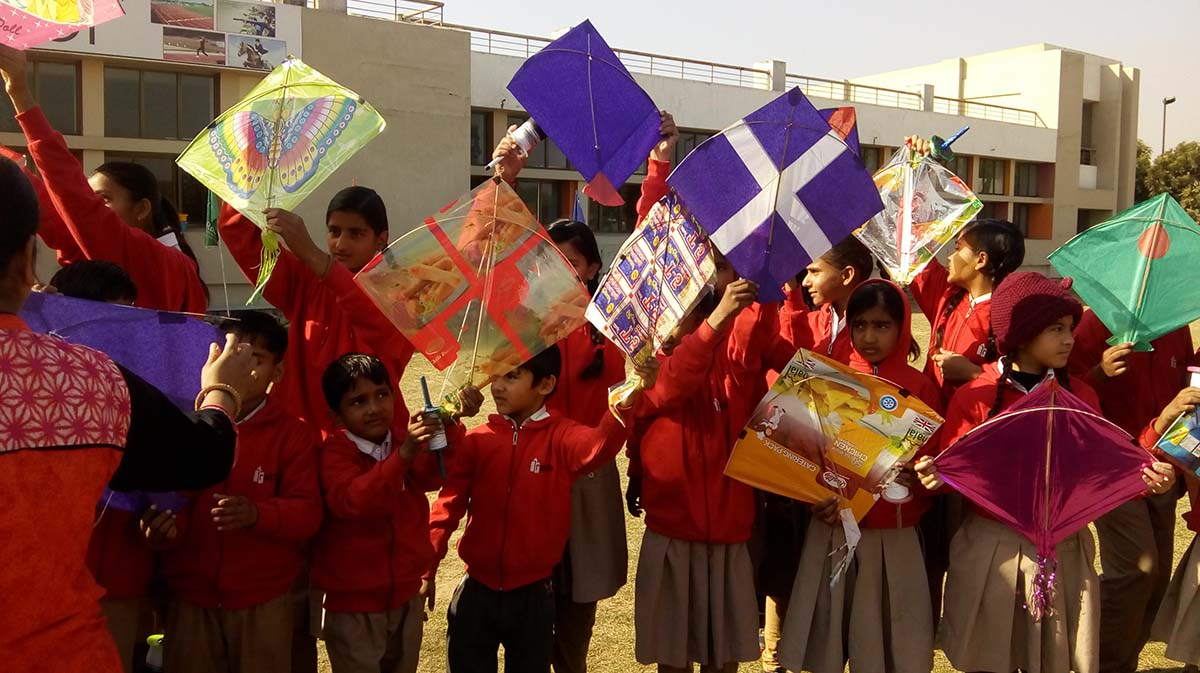 Makar Sankranti Celebration