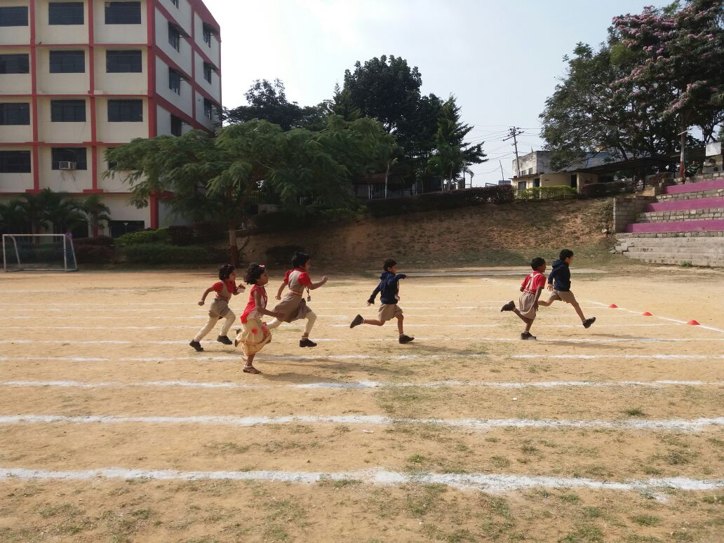 Pre-Primary Sports Day