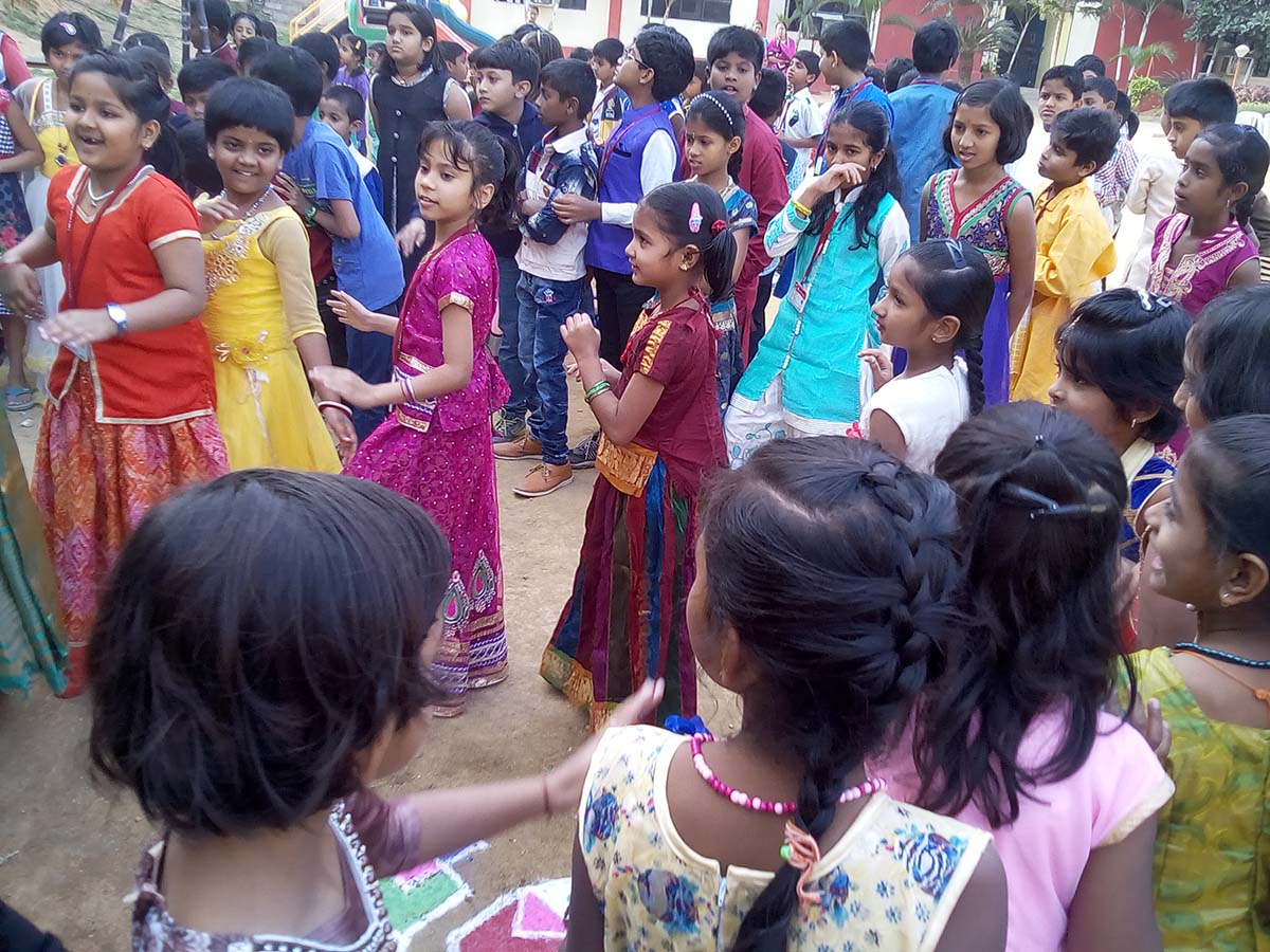 Sankranti Celebration