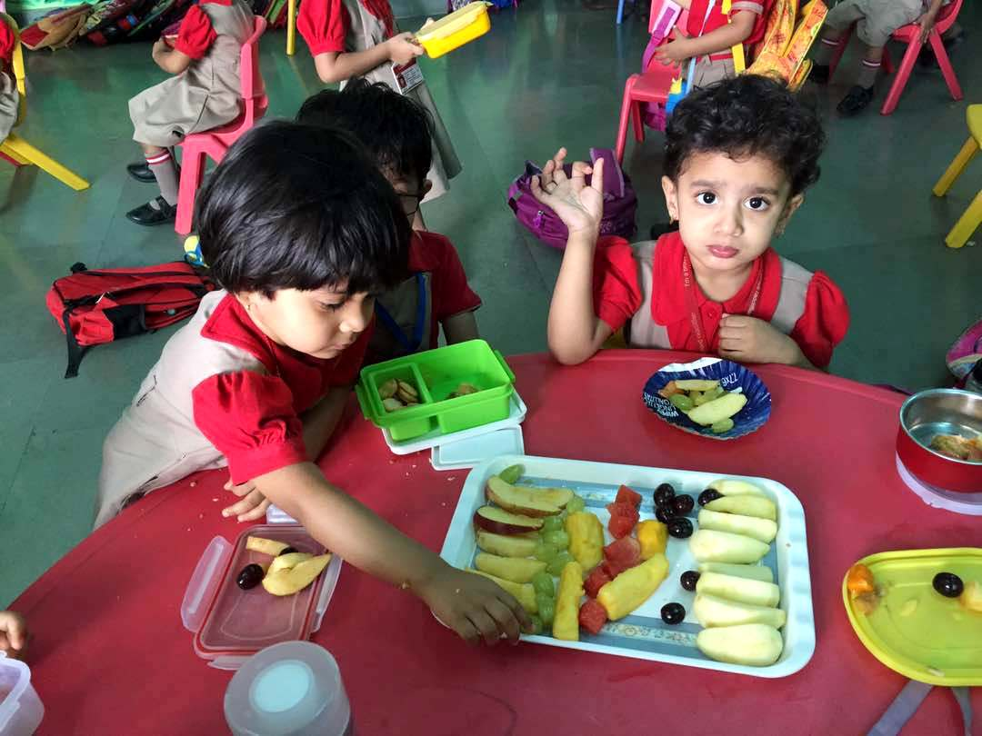 Fruit Day – Pre-Primary