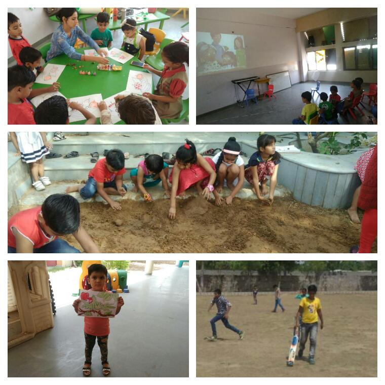 Summer Camp on Day 9th & 10th