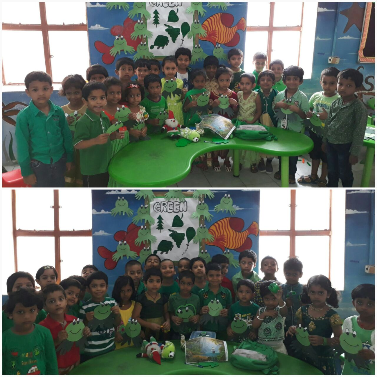 Green Day celebrations