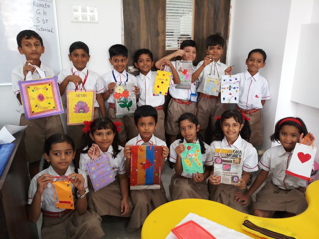 Hindi activity class III