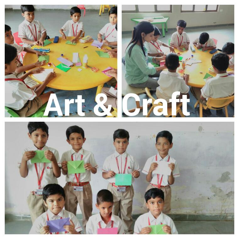Art & Craft Grade I