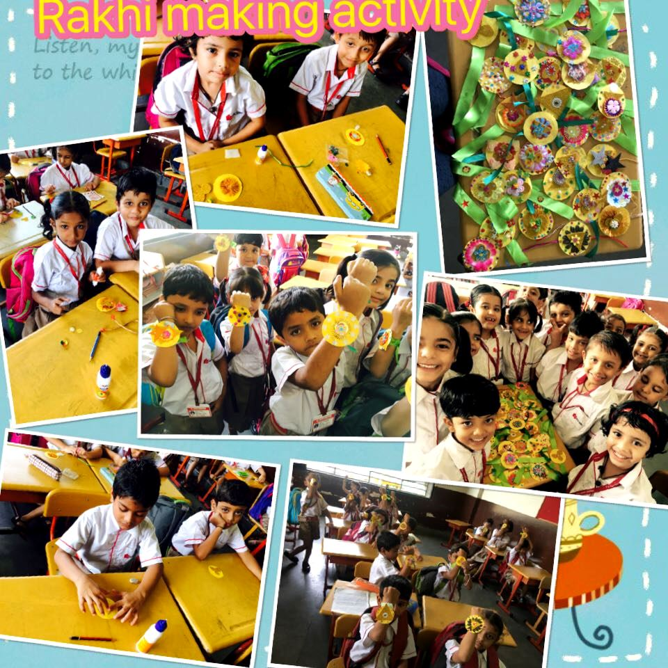 Rakshabandhan Celebration Pre-primary