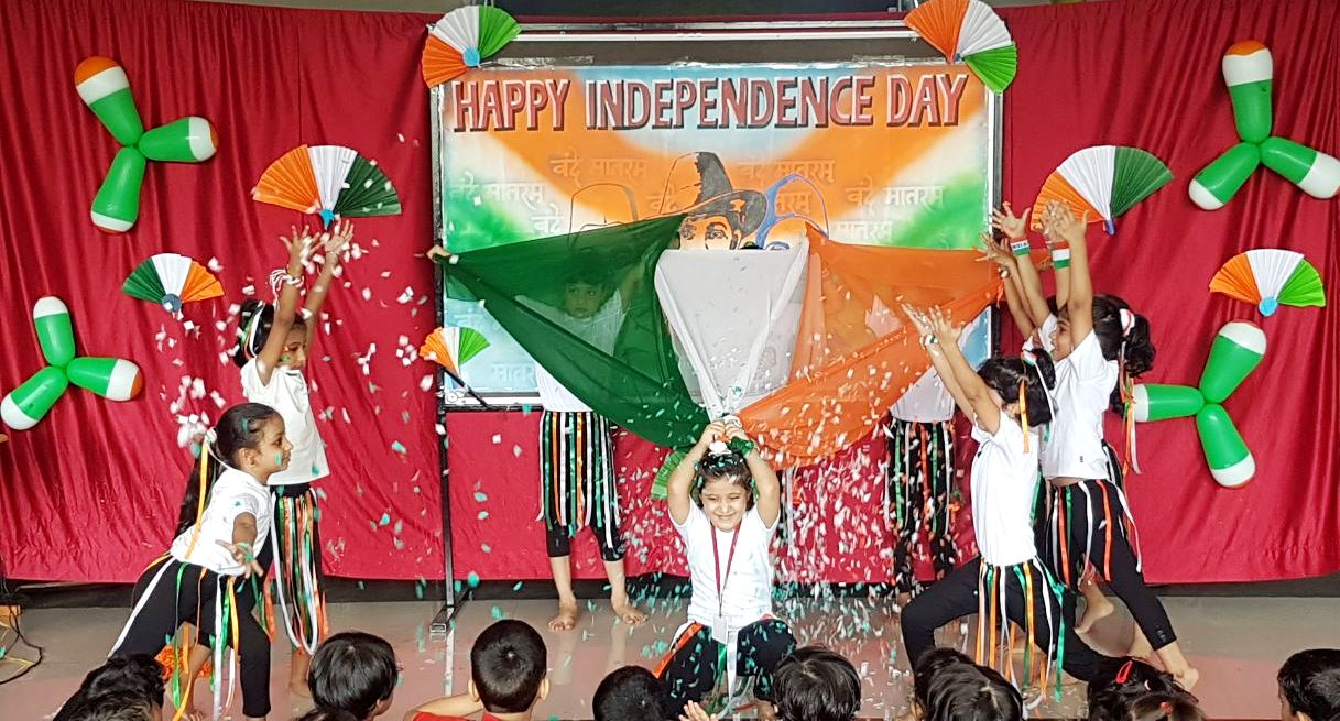 Pre - Independence Day celebrations