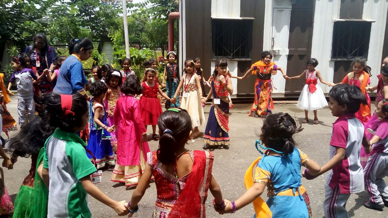 Janmashtami Celebrations – Grade III to V