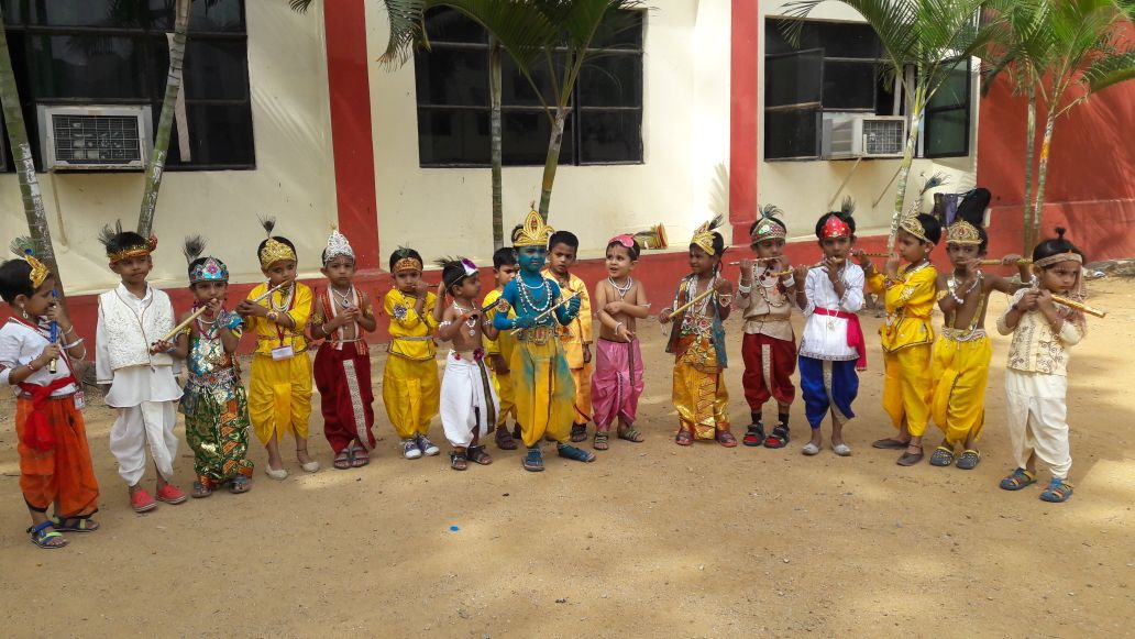 Janmasthami Celebration