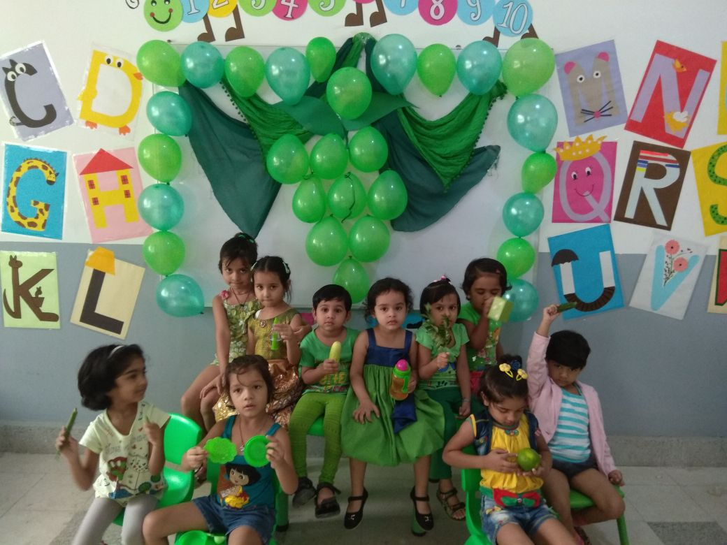 Green Day Celebrated