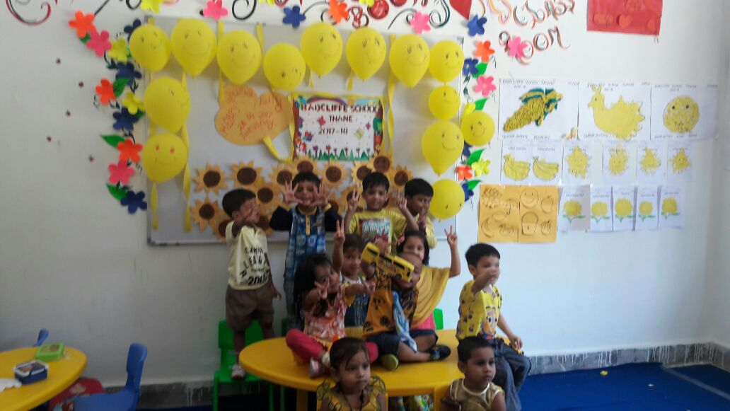Yellow Day Activity