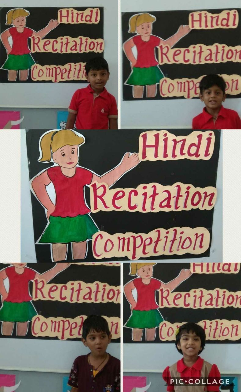Hindi Rhythm Competition