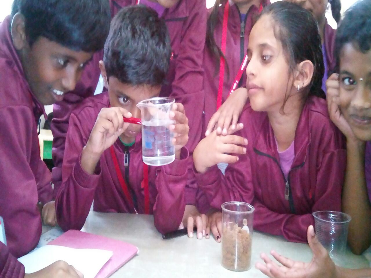 Innovative classroom activities in Science