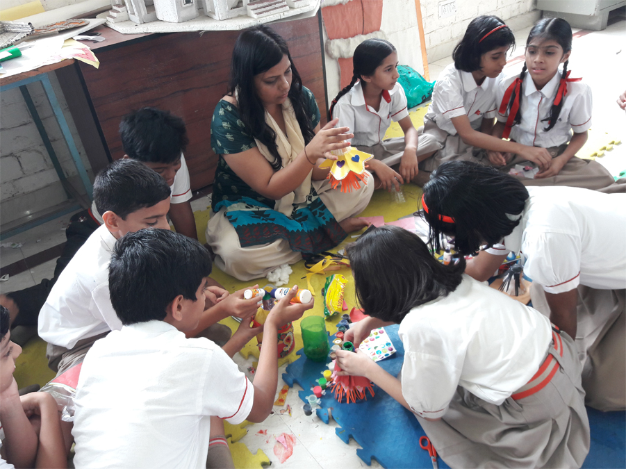 Doll Making Workshop Class IV