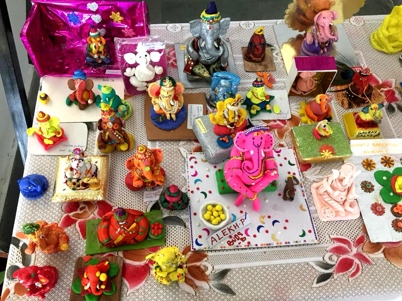 CLAY MODELLING ACTIVITY – PRE-PRIMARY