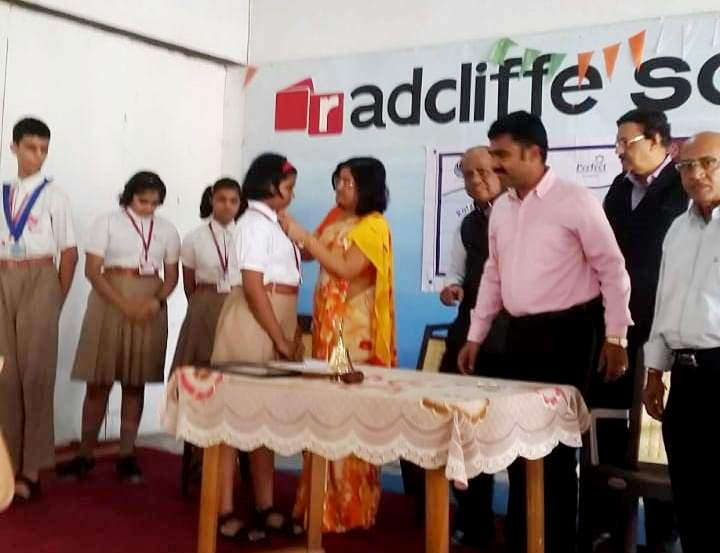 Felicitation Ceremony of Radcliffe Interact Club