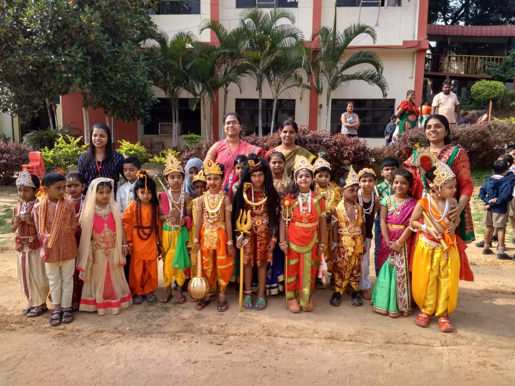 Special Assembly on Dusshera