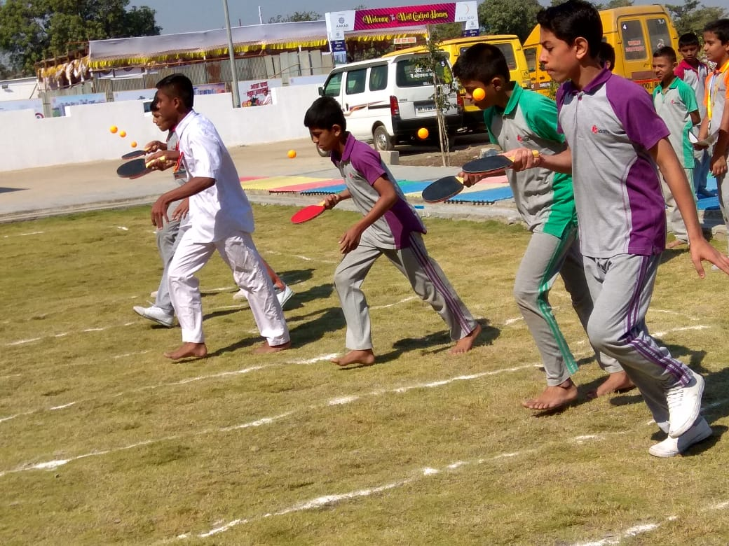 Annual Sport Day of Radcliffe School!