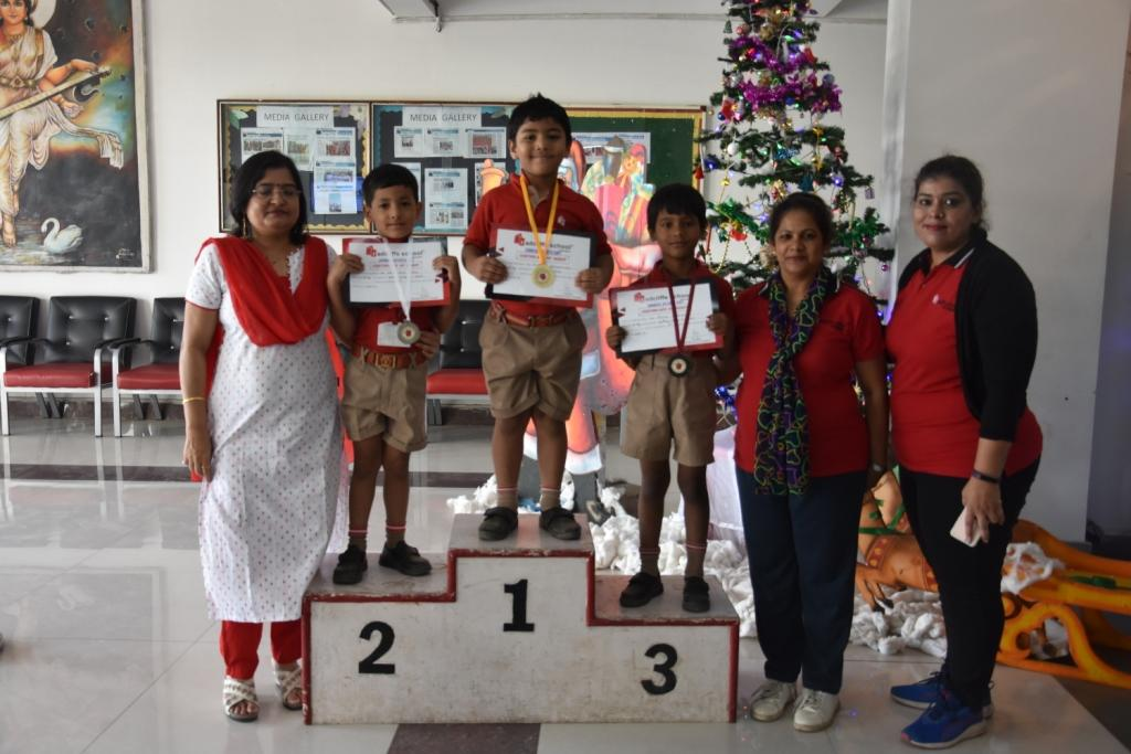 CERTIFICATION DISTRIBUTION PRE-PRIMARY SPORTS DAY